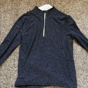Lululemon 1/2 zip surge warm pullover